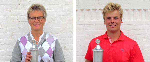 Klubmestrene i golf 2012 er fundet
