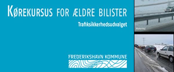 Invitation til kørekursus for ældre bilister