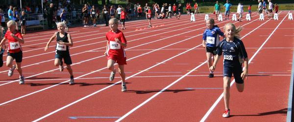 Vestdanske Holdmesterskab i atletik til Sæby