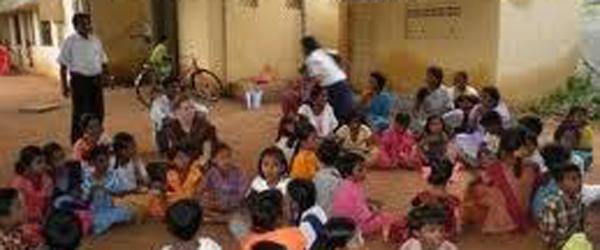 YA børn fra Voerså hjælper fattige børn i Indien
