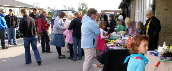 SFO inviterer på høstmarked i Voerså