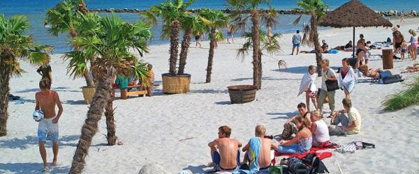 Ordet er frit: Palmestranden vs. Sæby Strand