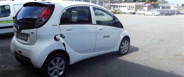 To nye El-biler med mange fordele!