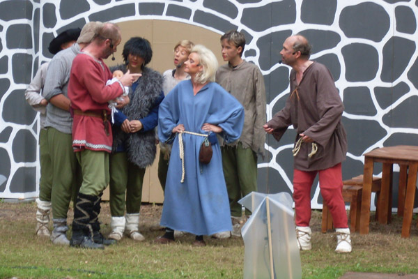 Sæby Scenen – 30 år med teater, sang og musik