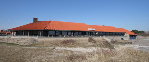 Søbadets fællesbygning ønskes omdannet til 25 boliger