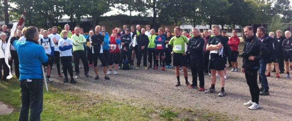 Firmaidræt Sæby arrangerede for 3. år i træk Bike & Run