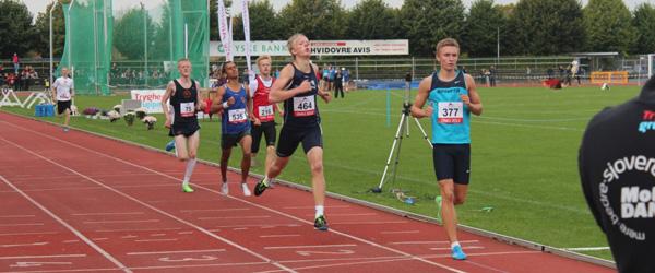 Sølvmedaljer til Jonas Bak fra Sæby ved DM ungdom