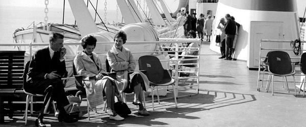 Stena Line fejrer 50 års jubilæum…