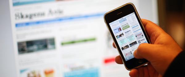 """App'en """"Giv et praj"""" hjælper Park og Vej"""