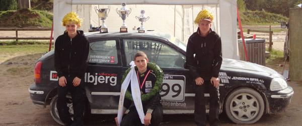 7. og sidste afdeling af DM i Rallycross på Nisseringen
