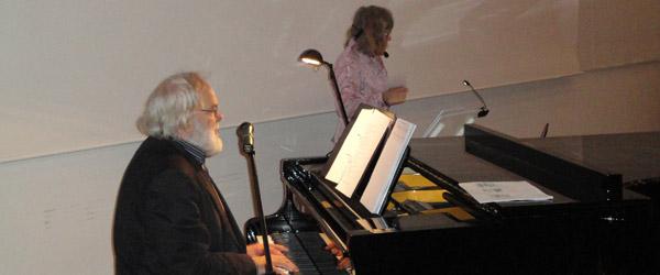 Show i Sæby Kulturhus med Samuel Frederiksen