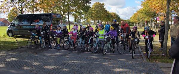 Springteam Sæby – 10 års jubilæum cykelløb