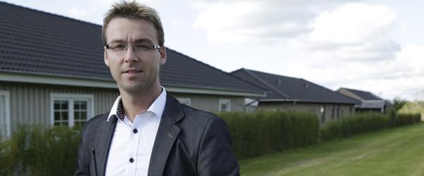 Lokal opfinder brandsikrer huse med solceller