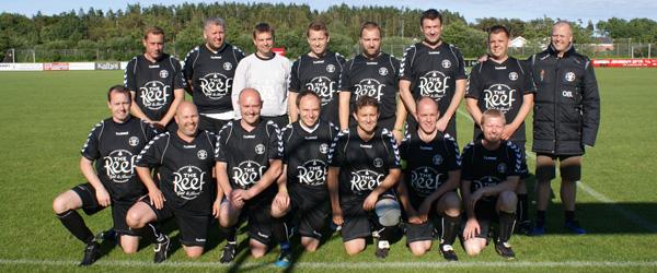 Fodbold: Sæbys old boys i VM-semifinale
