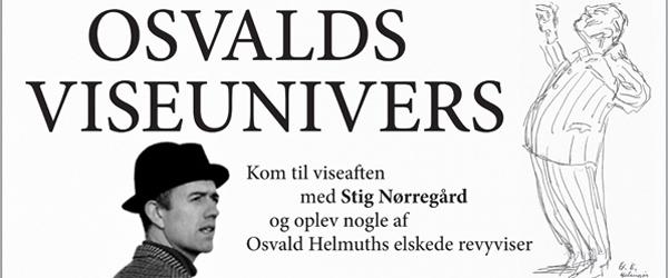 Osvald Helmuths viser lever endnu