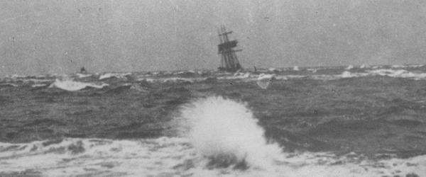 Søfart, skibsvrag og marinarkæologi