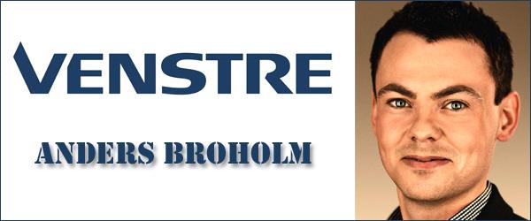 Anders Broholm (V) er igen klar til Folketinget