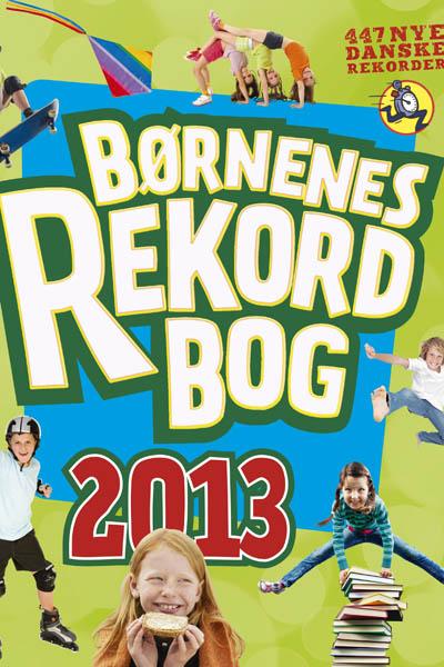 Sæbygaardskolen er med i den nye Børnenes Rekordbog 2013