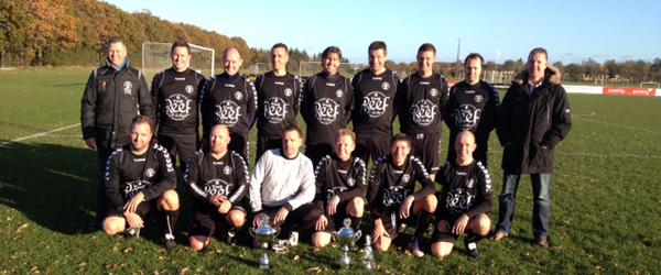Fodbold: <br>Sæby vandt VM-finale