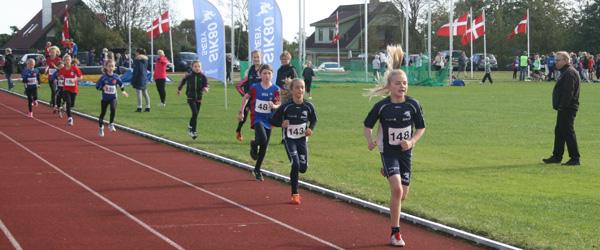 Fantastisk afslutning på et godt atletik år for Sæby
