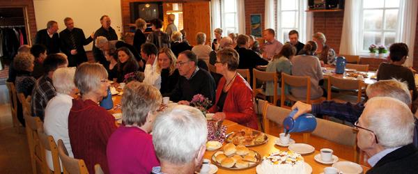 Afskedsgudstjeneste i lørdags i Understed Kirke