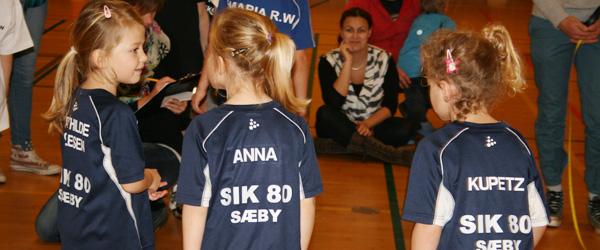 Tre mesterskaber til SIK 80 ved indendørs stævne