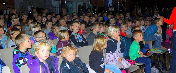 Orla Frøsnapper på Hørby Efterskole