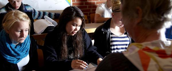 Gymnasiet trækker i eleverne fra Hørby Efterskole