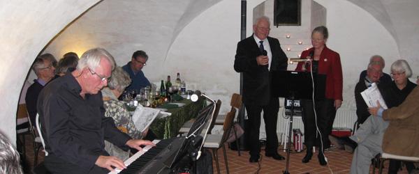 Sangaften på Sæbygård blev igen en stor succes
