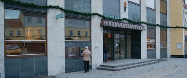 Fusion mellem Nordjyske Bank og Nørresundby Bank