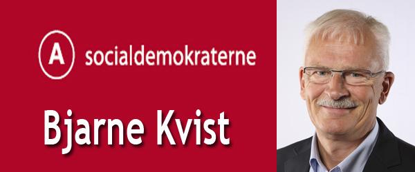 Byrådsmedlem Bjarne Kvist: Selvforskyldt??