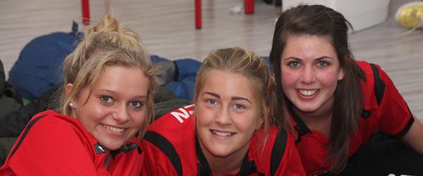 150 piger til Girlpower-stævne på Stidsholt