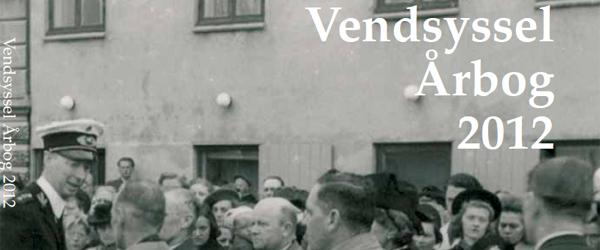 Vendsyssel Årbog udkommer i dag..