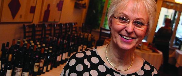 Vinspecialisten præsenterede vine for en hver smag