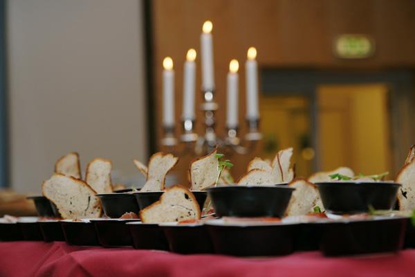 Hotel Viking lancerer mere delikat buffet