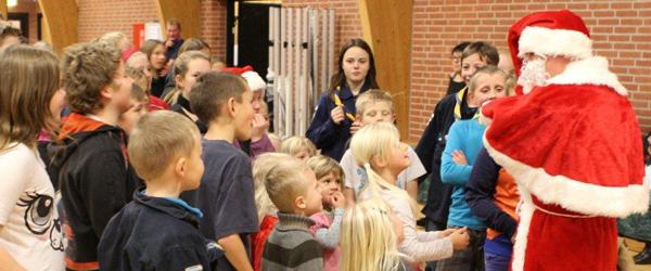 Julen kom til Voerså <br>2. december