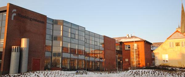 Ny bestyrelse på Frederikshavn Handelsskole