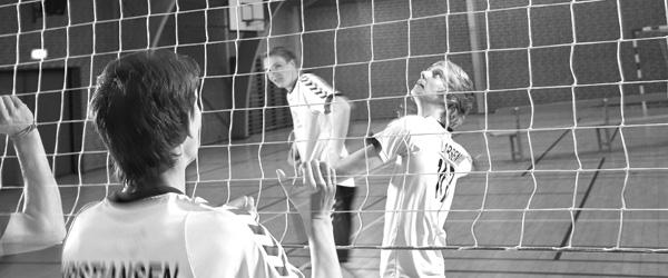 Hørby Efterskole vært for DM i volley