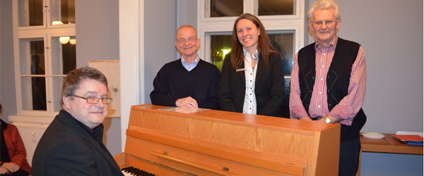 Nye toner i retssalen fra klaver i Retfærdigheden