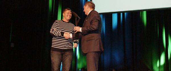 Årets Iværksætterpris gik til Ostefruen