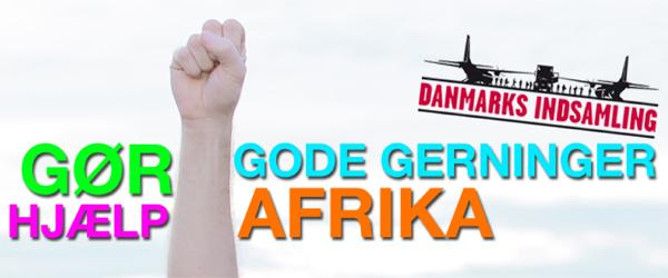 Så er det tid til Danmarks Indsamling 2013!