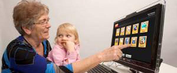 Ældrevenlig PC forhandles nu af forretning i Sæby