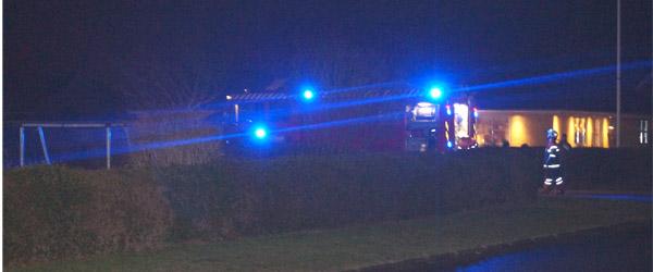 Bil udbrændt på Skomagervej i Sæby