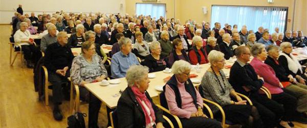 Henrik Klitgaard gæster Sæby Pensionist og Efterlønsklub