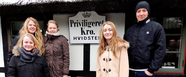 Musicalelever fra Hørby i Hvidstengruppens fodspor