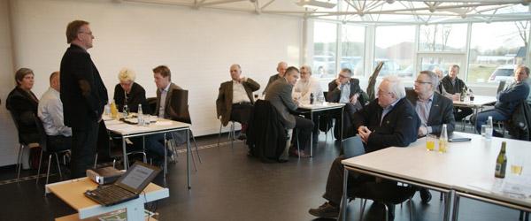 Generalforsamling i Sæby Erhvervsforening