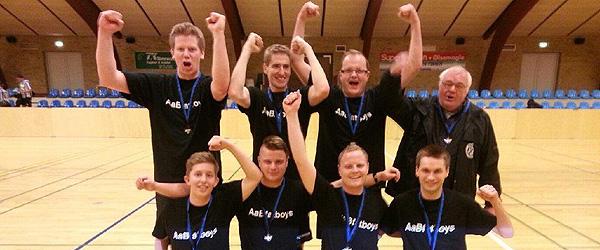 Fodbold: Dansk mesterskab til Voerså IF