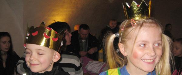Vellykket fastelavnsfest på Sæbygaard Slot