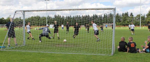 Fodbold: Voerså IF starter oldboyshold