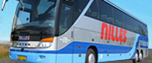 Bus fra Nilles busrejser forulykket i Tyskland
